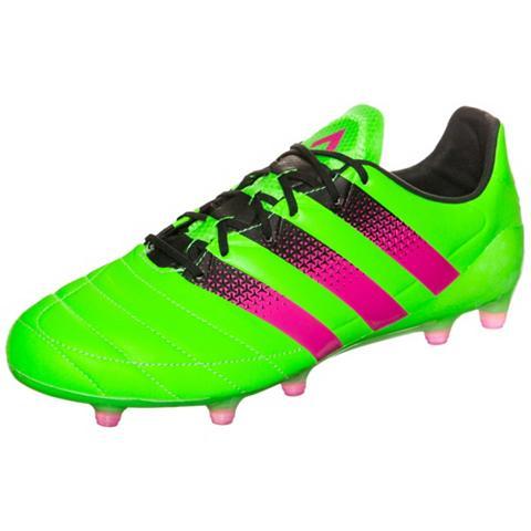 ACE 16.1 FG/AG Leather Futbolo batai H...