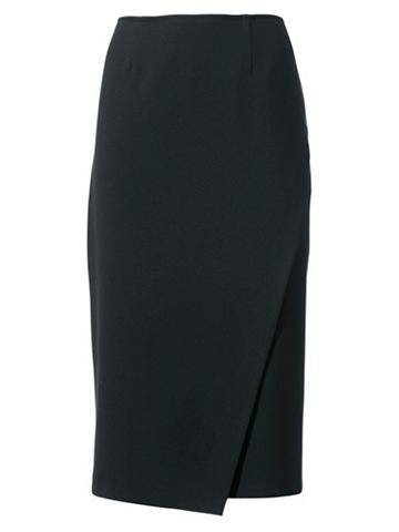 Pieštuko formos sijonas