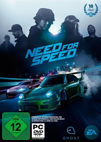 PC - Spiel »Need for Speed«