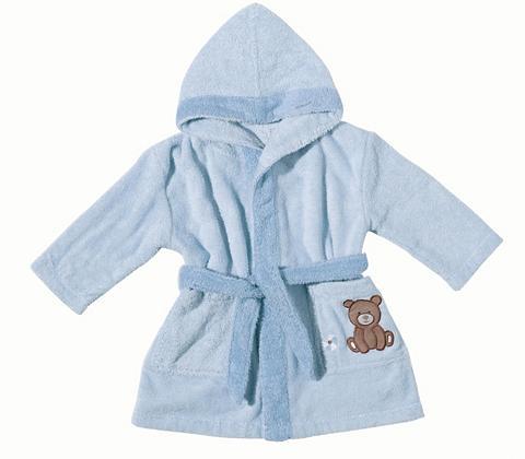 Egeria Babybademantel »Teddy Bear« su Sticker...