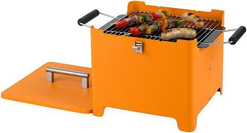 Lauko kepsninė »Chill&Grill Cube« oran...