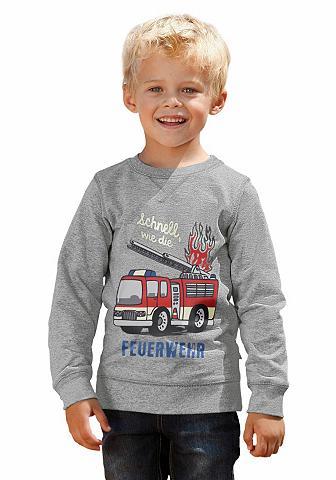 COLORS FOR LIFE CFL Sportinio stiliaus megztinis