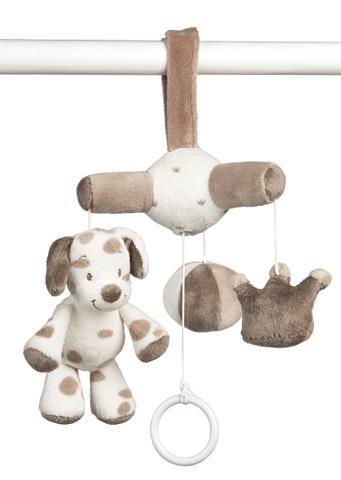 NATTOU Maža karuselė beige »Max der Hund«