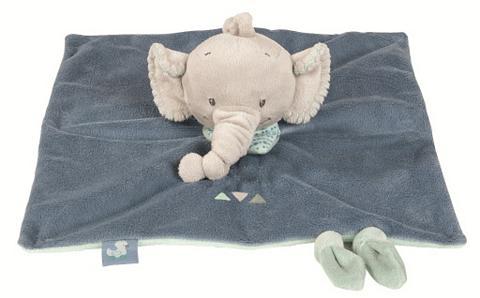 Kuscheltuch »Jack der Elefant«