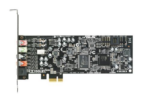 PCIe Soundkarte Xonar DGX