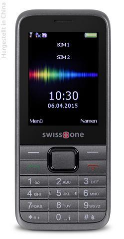 SWISSTONE Mobilusis telefonas »SC 560«