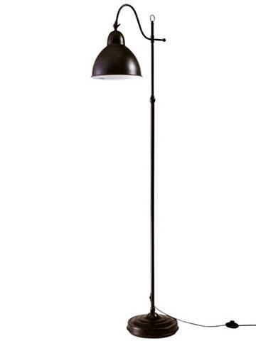heine home Pastatomas šviestuvas su Metallschirm