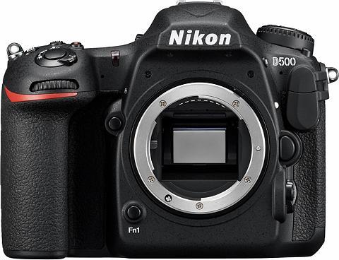 Nikon »D500« Spiegelreflexkamera (209 MP WLA...