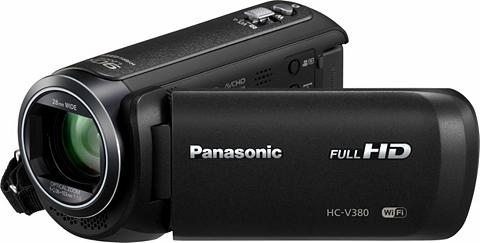 Panasonic »HC-V380EG-K« Camcorder (Full HD WLAN ...