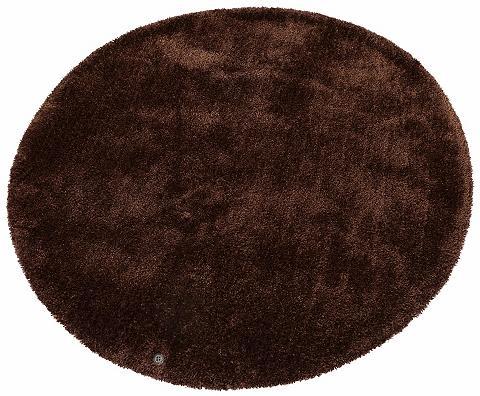 Ilgo plauko kilimas »Soft« ovali aukšt...