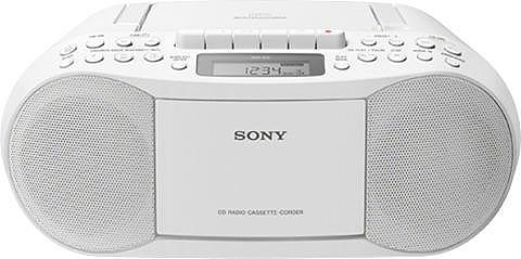 Sony »CFD-S70« Boombox (CD MP-3 Kassette)