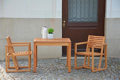 Lauko Kėdė su porankiais »timber«