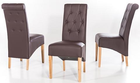 Minkšta kėdė »Chris« (2 4 arba 6 vnt.)...