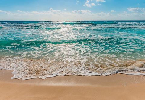 Fototapetas »Seaside« 368/254 cm
