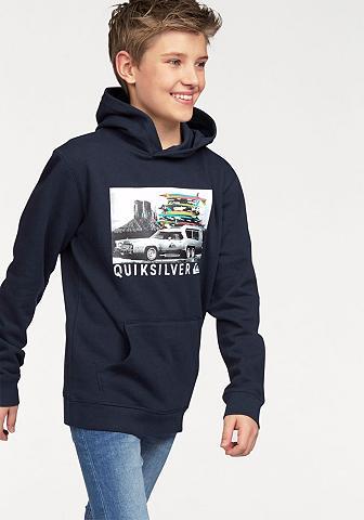 Quiksilver Sportinio stiliaus megztini...