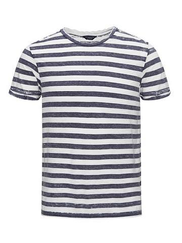 Jack & Jones Dryžuoti Marškinėliai