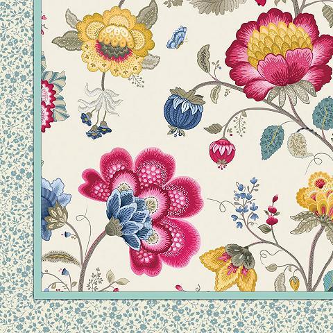 PIP STUDIO Lovos užtiesalas Pi P Studio »Floral F...