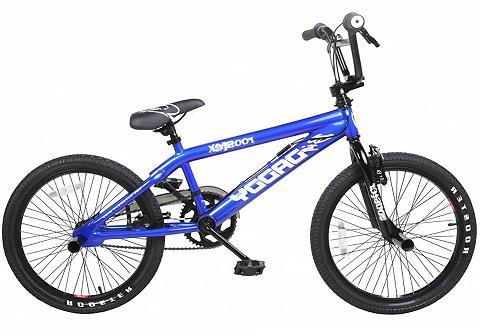 BMX 20 Zoll blau V-Brakes »Big Daddy S...