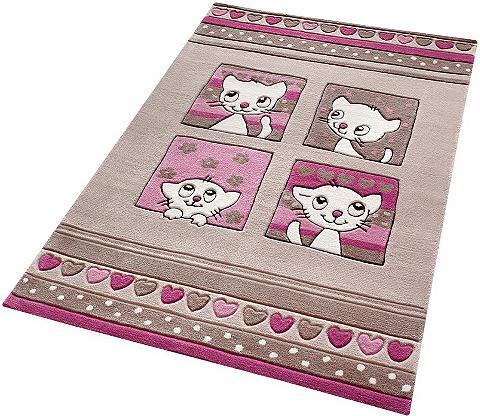 Vaikiškas kilimas »Kitty Kat« eleganti...