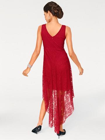 ASHLEY BROOKE by Heine Nėriniuota suknelė asimetriškas kirpim...