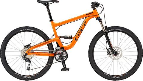 Kalnų dviratis 275 Zoll 18 Gang Shiman...