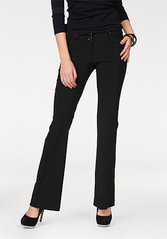 Melrose Kostiuminės kelnės in Bootcut-Form
