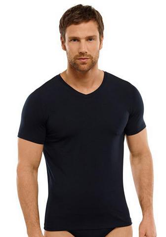 Marškinėliai su tiefem su V formos išk...