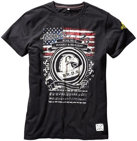 Marškinėliai Workwear »USA«