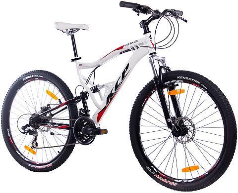 KCP Kalnų dviratis »ATTACK weiß« 275 Zoll ...