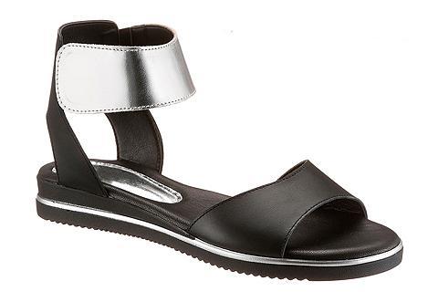Sandalai su Metallic Eins