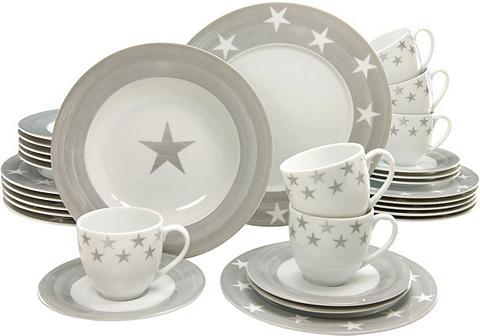 Crea Table servizas Porzellan 30 Teile...