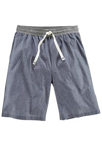 S.OLIVER RED LABEL Bodywear Web laisvalaikio kelnės trump...