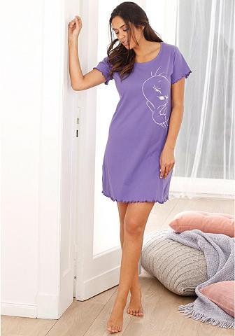 Naktiniai marškiniai su großem -Druck