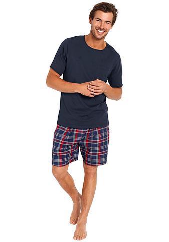 Bodywear pižama trumpa su languotos ke...