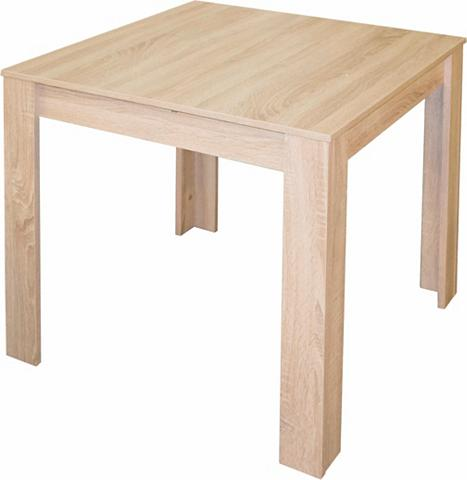Valgomojo stalas Breite 80/110/120 cm ...