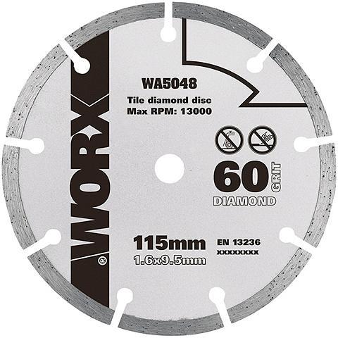 Diamant-Segmentsägeblatt »WA5048«