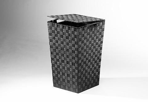 HOME AFFAIRE Skalbinių dėžė iš Nylon ir metalas