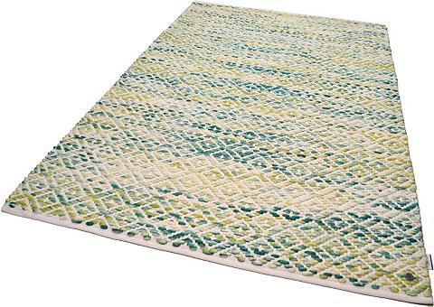 Kilimas »Diamond« handgearbeitet Wolle...