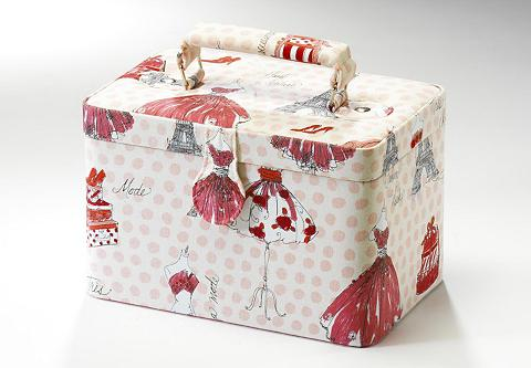 Krepšys siūvimo reikmėms