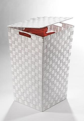 Home affaire Skalbinių krepšys iš Nylon ir Metall