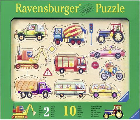 Kinderpuzzle iš mediena 10 Teile »Auf ...