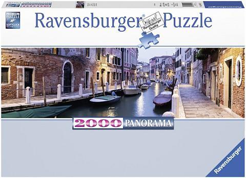 Panorama Dėlionė 2000 Teile »Venedig a...