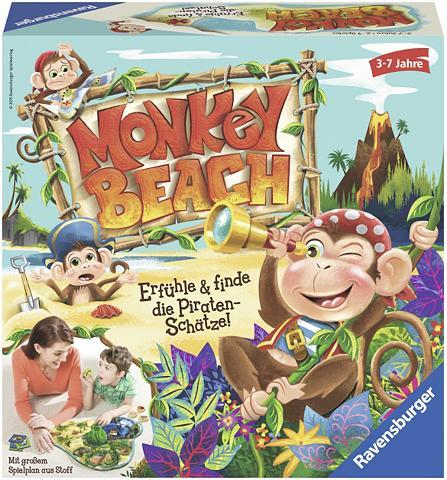 Tastspiel »Monkey Beach«