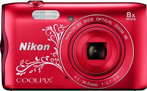 NIKON Coolpix A300 Kompaktinis Kamera 201 Me...