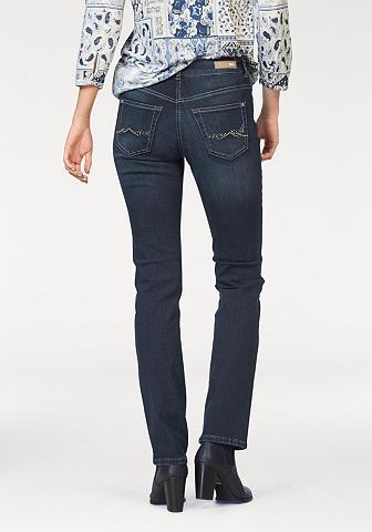 Džinsai su 5 kišenėmis »Angela Glam Po...