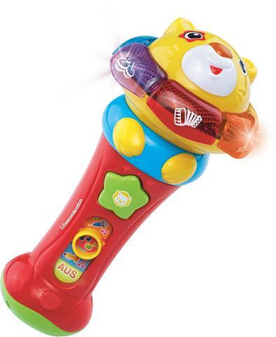 Vaikiškas mikrofonas su Spielfunktion ...