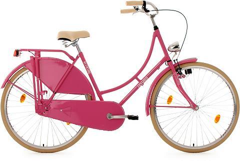 KS CYCLING Dviratis 28 Zoll pink »Tussaud«