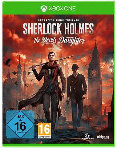 Sherlock Holmes: The Devil's Daughter ...