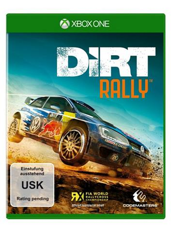 XBOX One - Spiel »Di RT Rally Legend E...