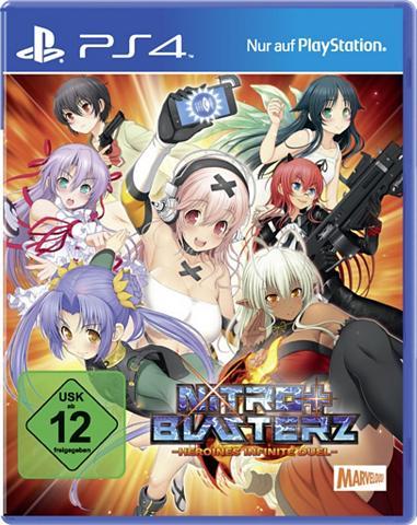 Playstation 4 - Spiel »Nitroplus Blast...